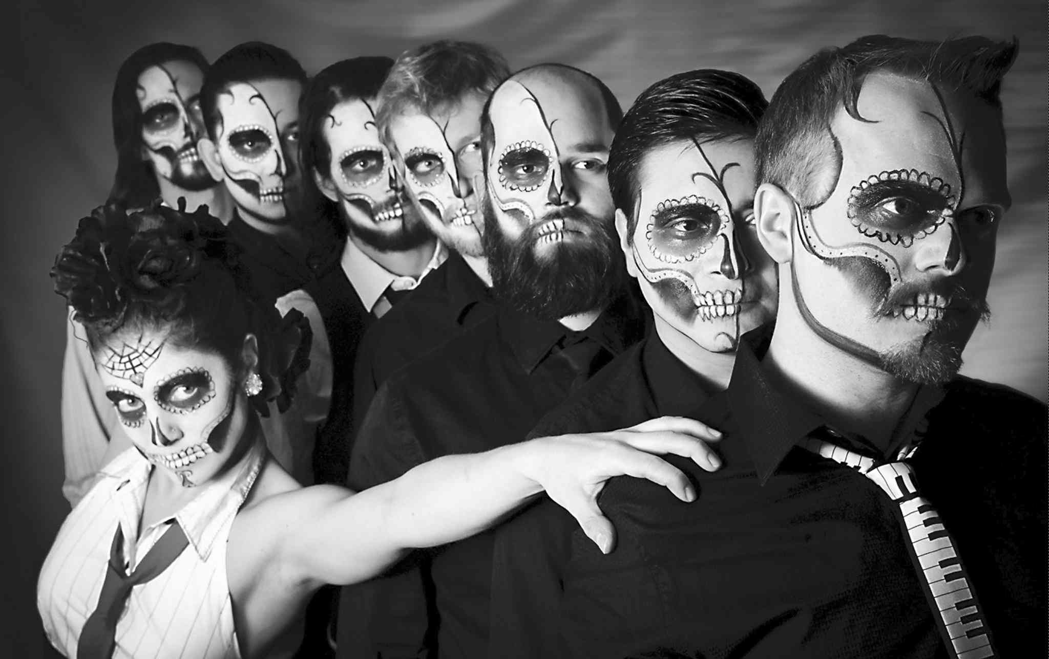 SUPPLIED PHOTOMariachi Ghost is releasing its first full-length album tonight at the West End Cultural Centre.