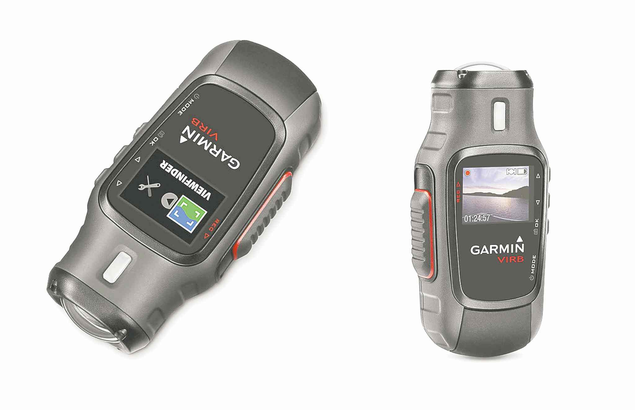 Garmin VIRB HD 1080p action camera (Handout/Garmin)