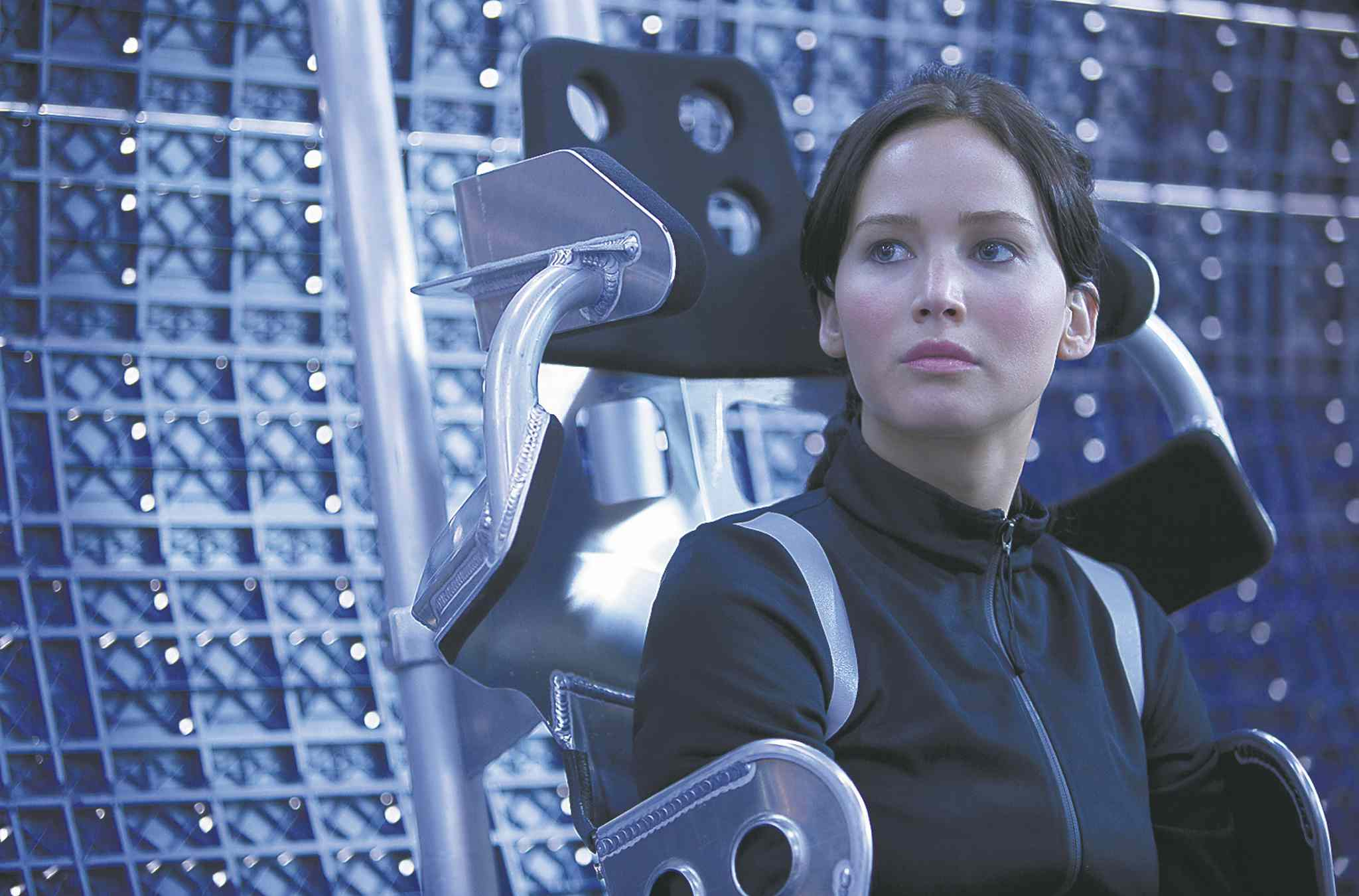 Jennifer  Lawrence was initially reluctant to take on the role of Katniss Everdeen in the Hunger Games series.