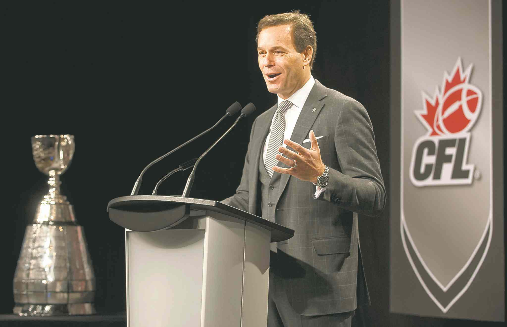 CFL Commissioner Mark Cohon is expected to announce Winnipeg will host the 2015 Grey Cup.