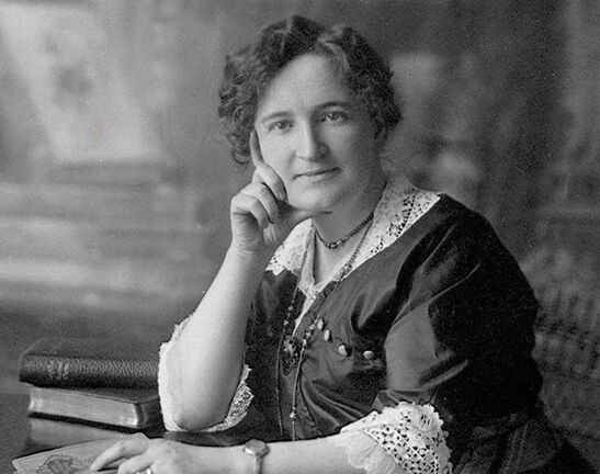 CP PICTURE ARCHIVE/National Archives of Canada</p><p>Nellie McClung.</p>