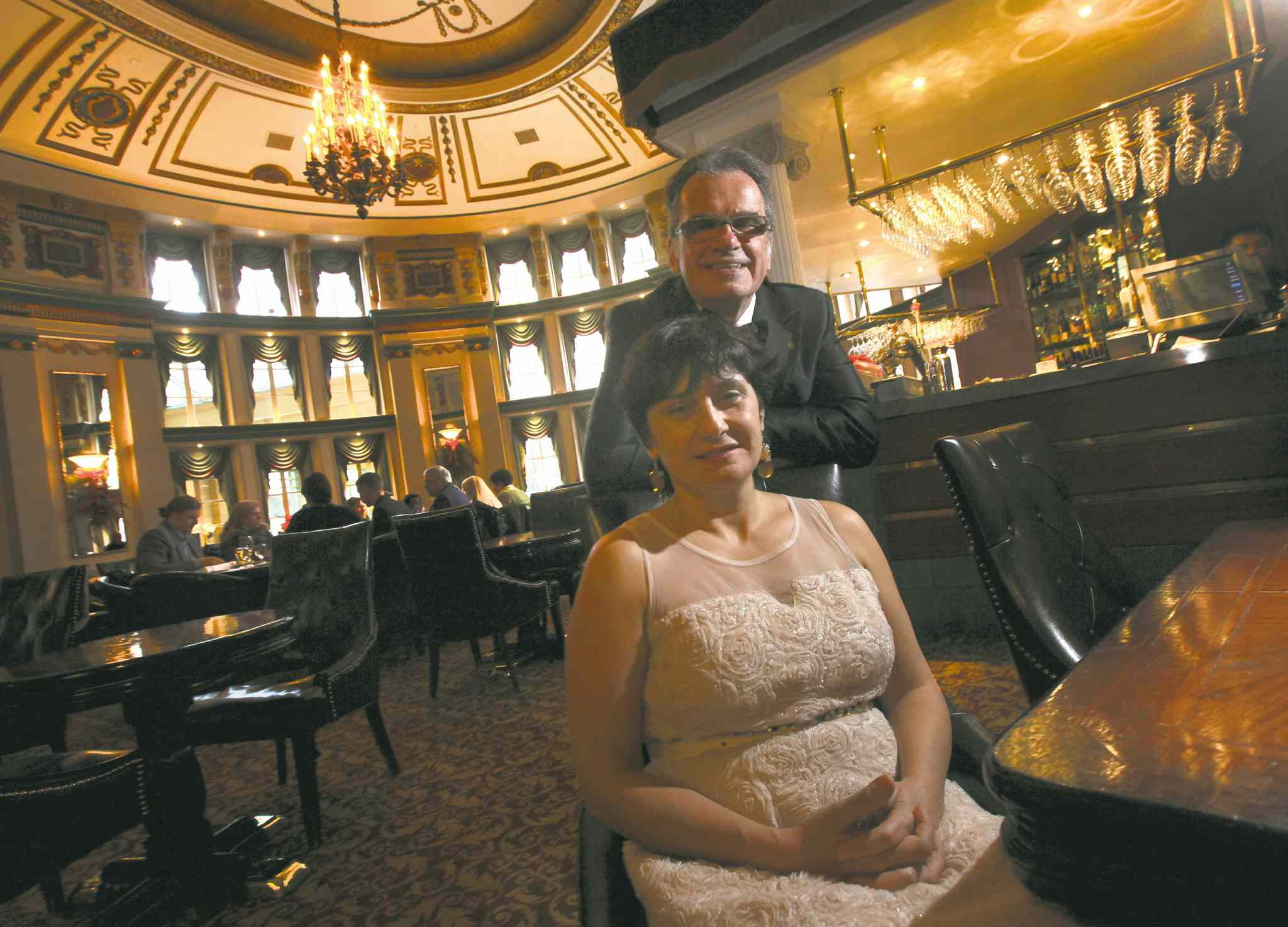 Richard Bel and Ida Albo have overcome tremendous hurdles to make the century-old Fort Garry Hotel a success, once again.