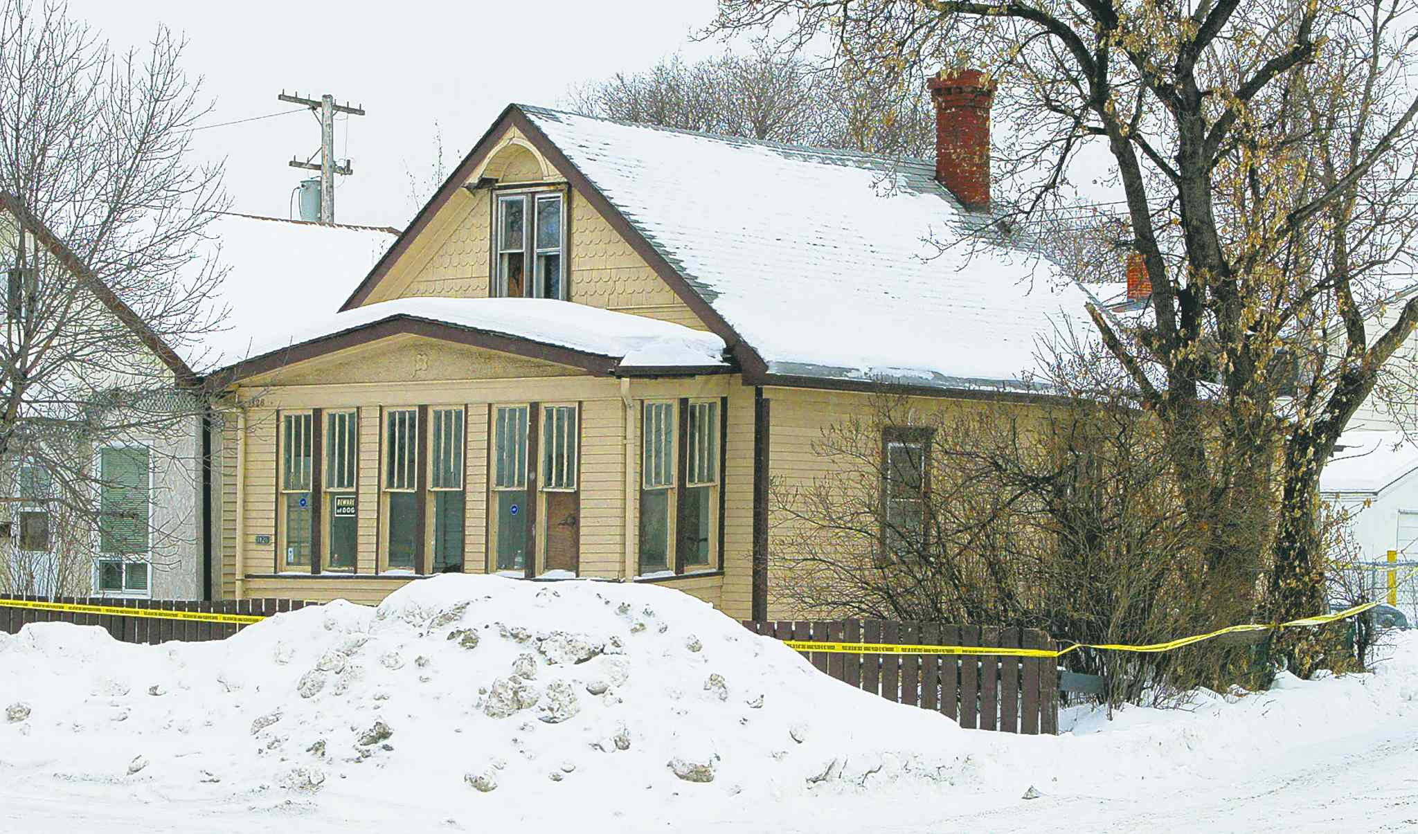 Mike Deal / Winnipeg Free Press archives
