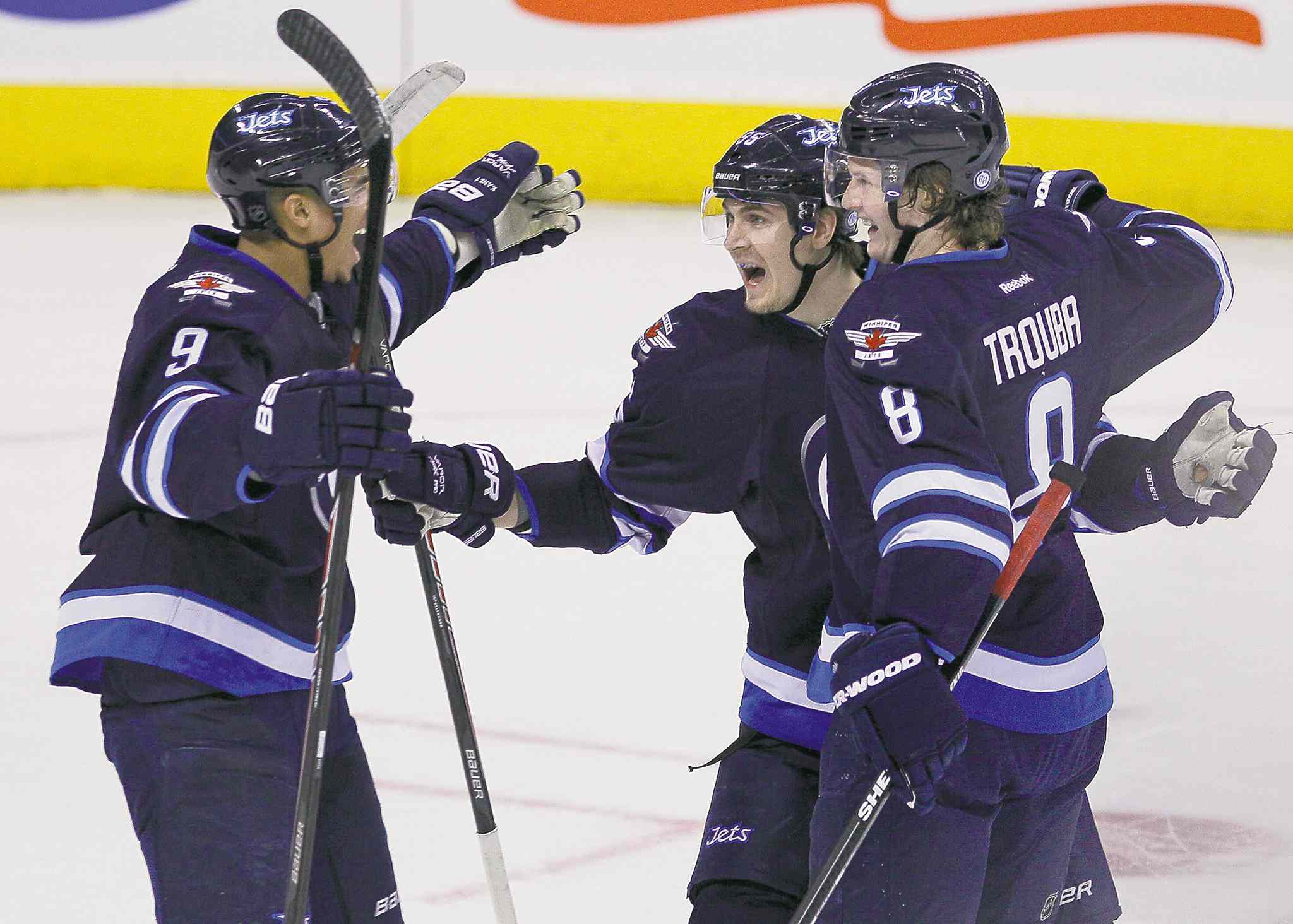 John Woods / the canadian press files