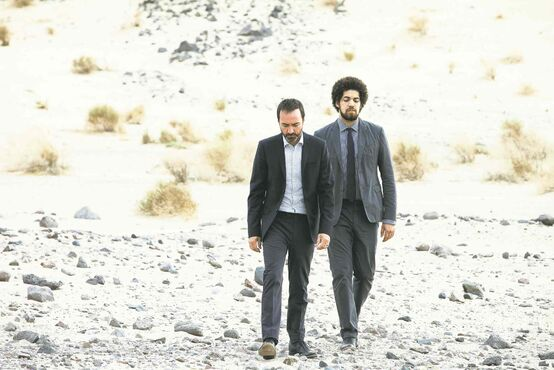 Broken Bells' James Mercer, left, and Brian Burton, a.k.a. Danger Mouse.