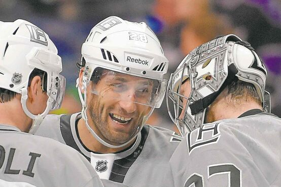 Mark J. Terrill / the associated press filesLos Angeles centre Jarret Stoll has been charged with possession of cocaine.