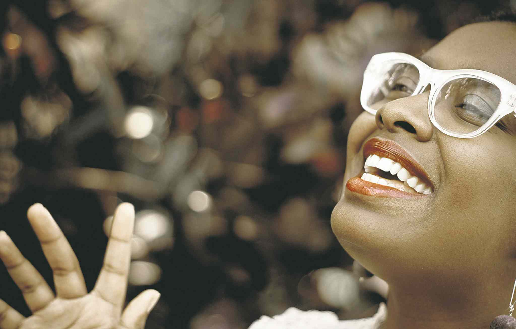 Grammy Award-nominated Cécile McLorin Salvant performs at the West End Cultural Centre March 11.