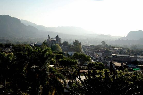 The ancient  mountain town of Tepoztlan, Mexico is too remarkable to miss.