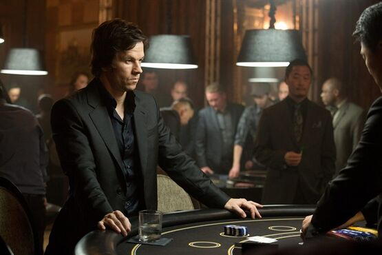 In this image released by Paramount Pictures, Mark Wahlberg appears in a scene from