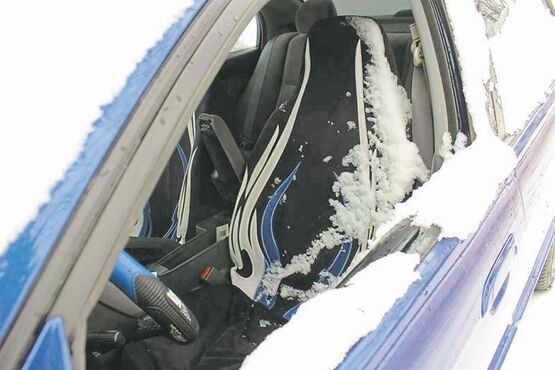 Vehicle vandalism and break-ins have plagued River Heights residents for months.
