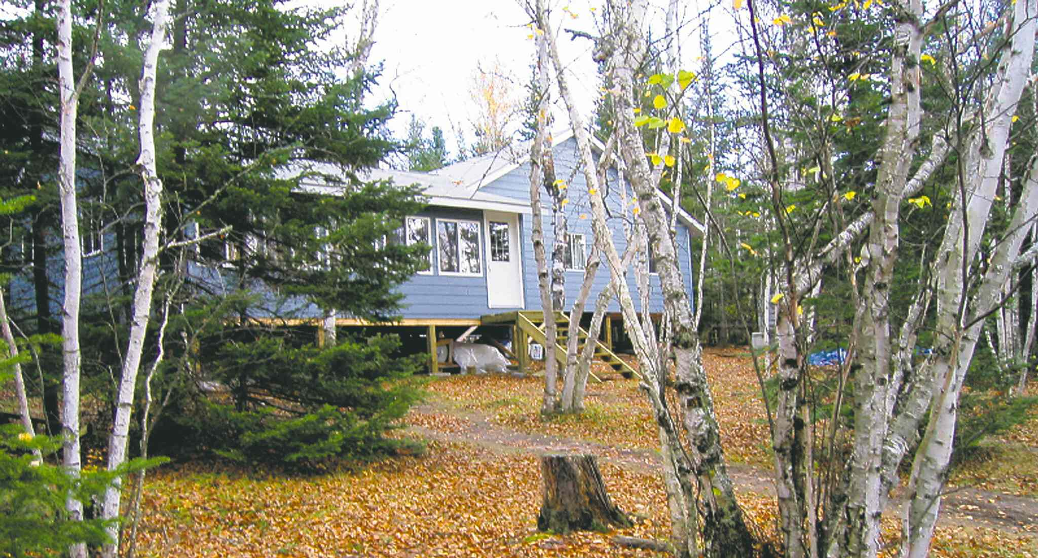 Minister Gord Mackintosh stresses the new fees for cottages in provincial parks such as the Whiteshell were subject to consultation with owners.