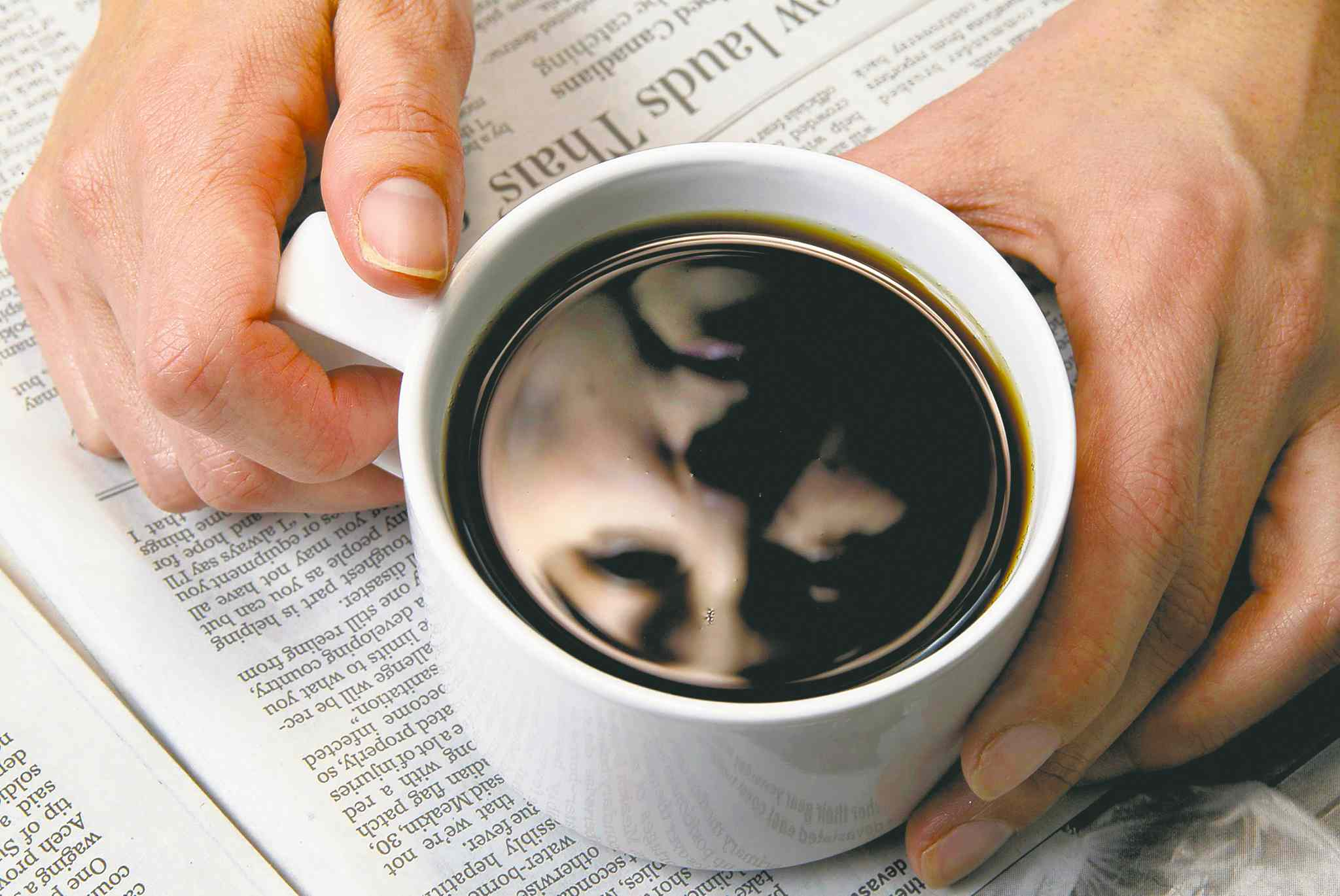Test subjects who took caffeine pills had better success at remembering details.