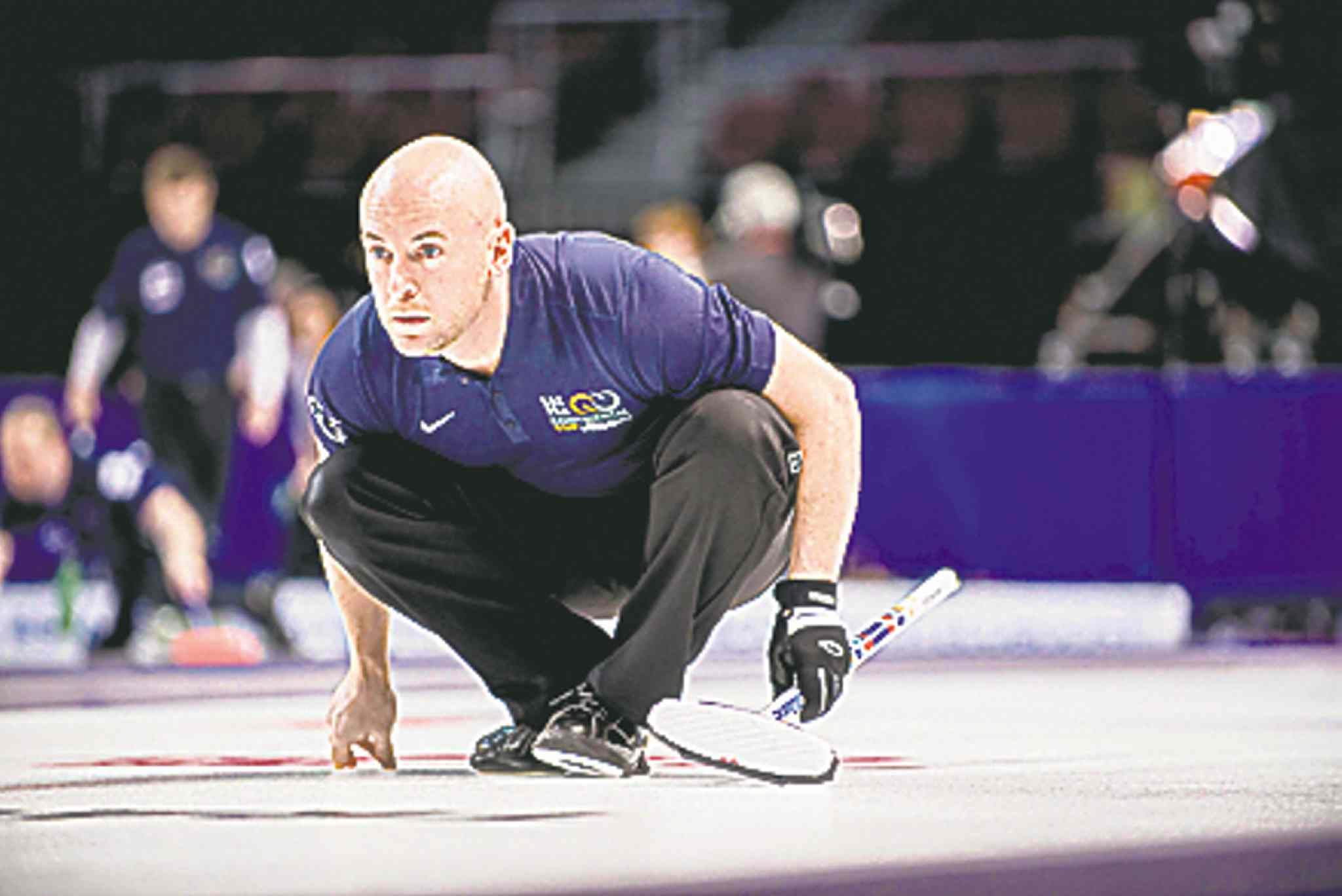 chris holloman / the canadian press filesRyan Fry is off to Sochi next month.