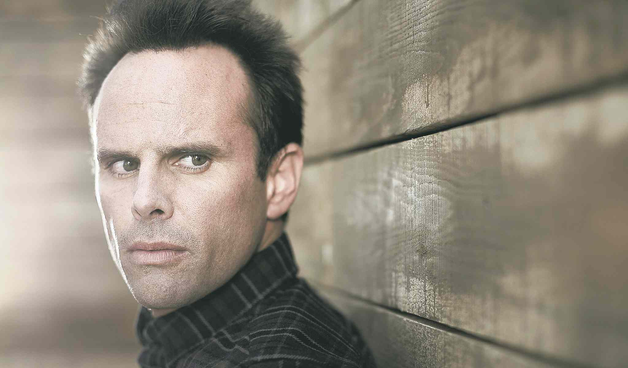 Walton Goggins as Boyd Crowder on the TV show Justified.