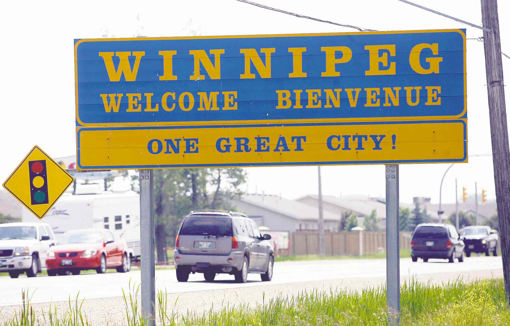 MIKE APORIUS / WINNIPEG FREE PRESS filesInstead of making the most of living in a great city, Winnipeg�s haters prefer to wallow in their own misery.