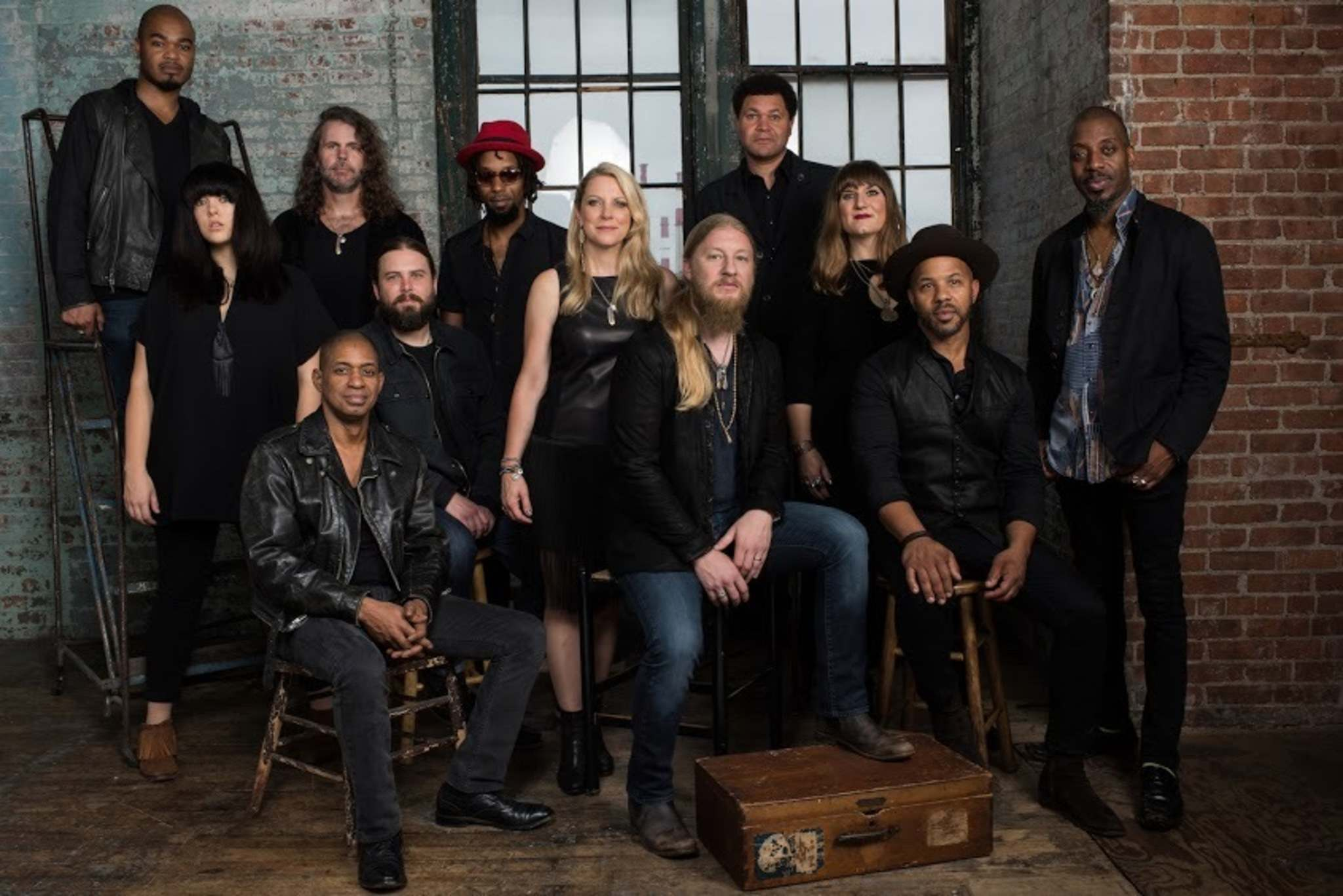 SUPPLIED</p><p>The festival's executive producer says Tedeschi Trucks band clearly 'resonates' with local music fans.</p>