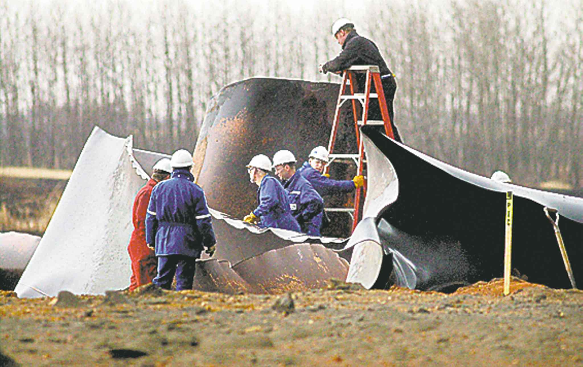 Bruce Bumstead / BRANDON SUN FILES