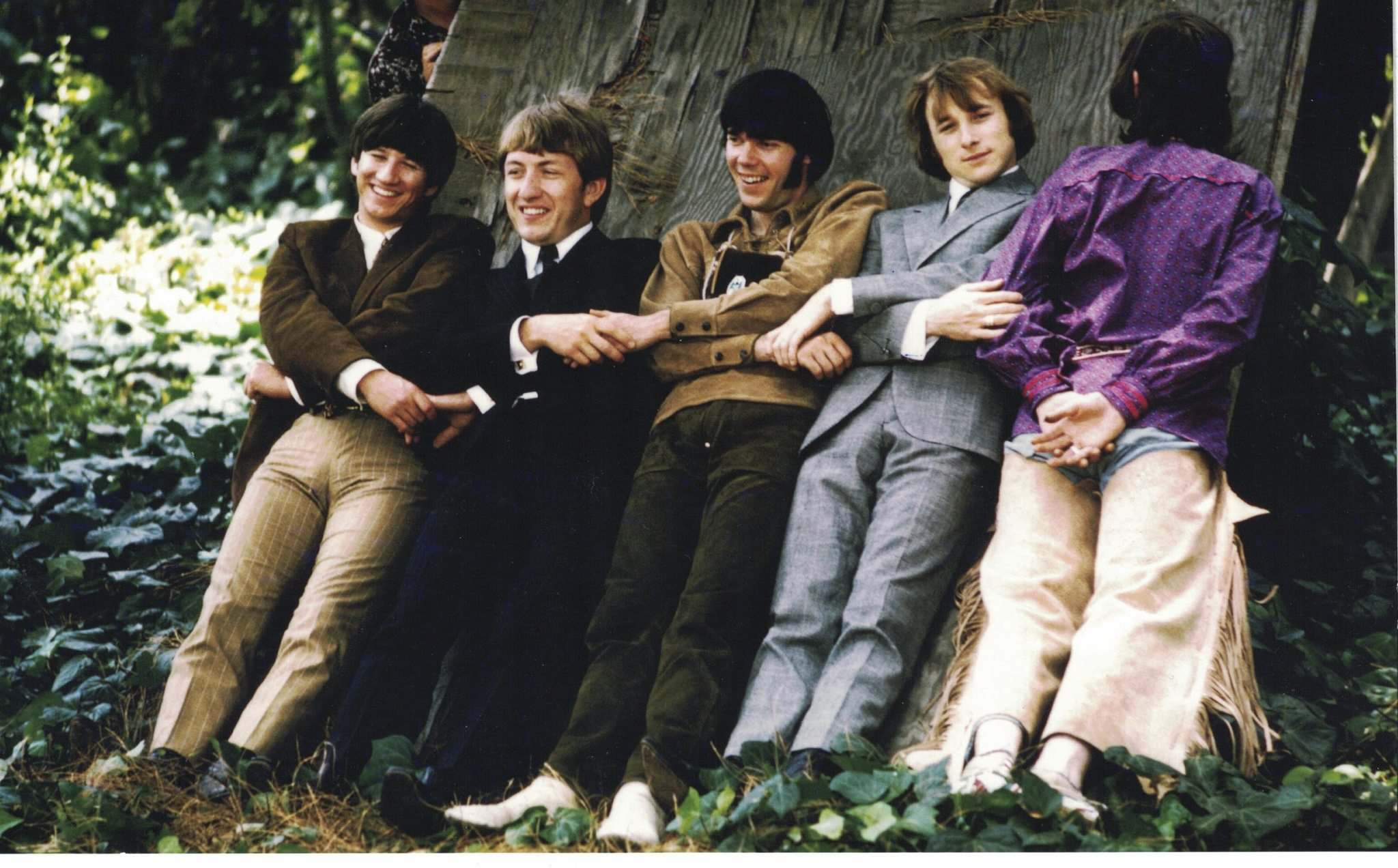 The band in 1966. Young and Stills first met in northwestern Ontario in 1965.</p></p>
