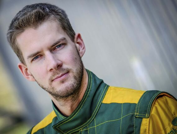 SUPPLIED</p><p>Manitoba born professional race car driver, David Richert, has signed to compete with Inter Europol Competition for the 2020 race season.</p><p>Winnipeg Free Press story 2020</p>