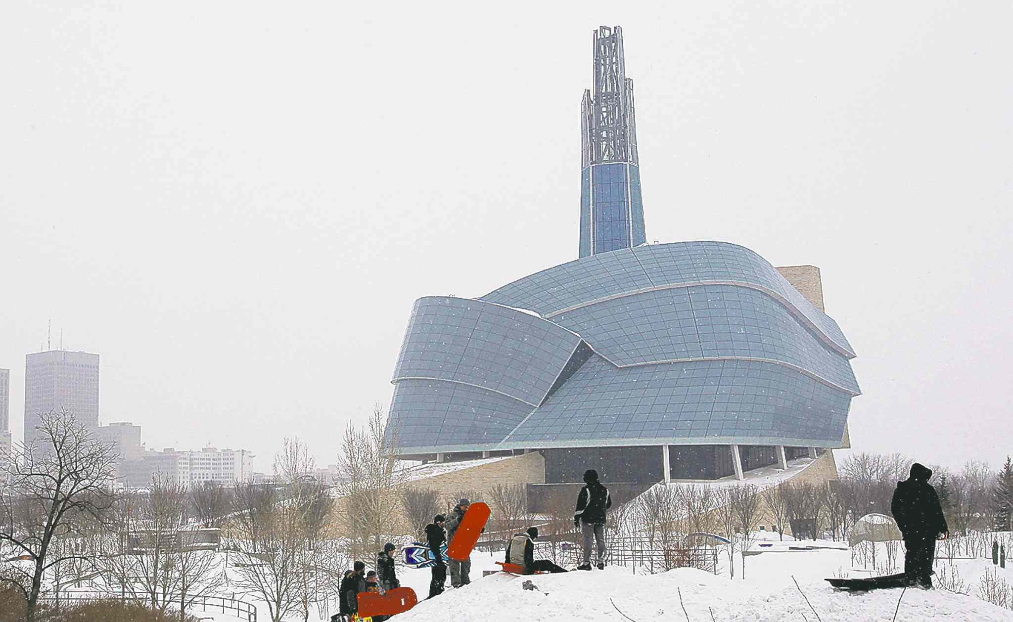 The Canadian Museum for Human Rights opens in September. Its missteps give critics more reason to be skeptical.