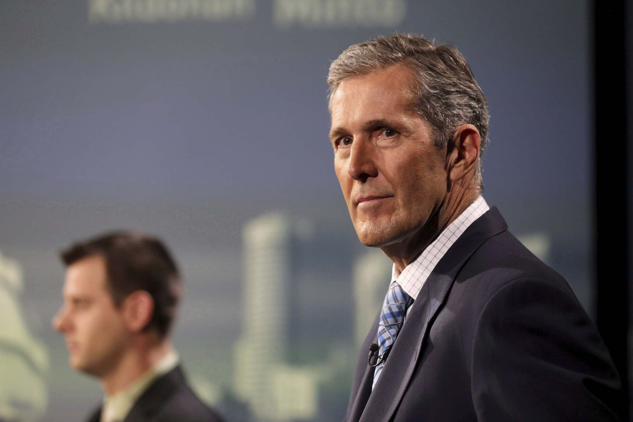 TREVOR HAGAN / THE CANADIAN PRESS FILES</p><p>Progressive Conservative Leader Brian Pallister</p>
