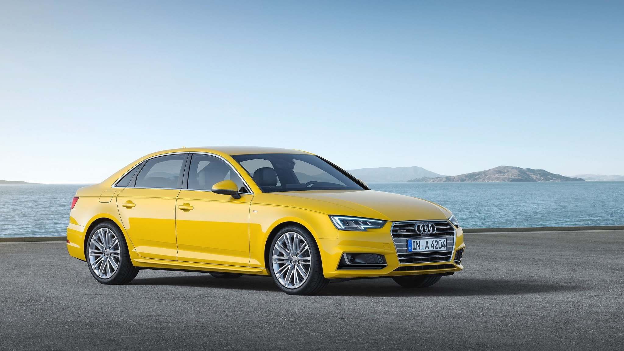 AUDIThe 2017 Audi A4 is available in a choice of three trims and has a starting price of about $46,000.
