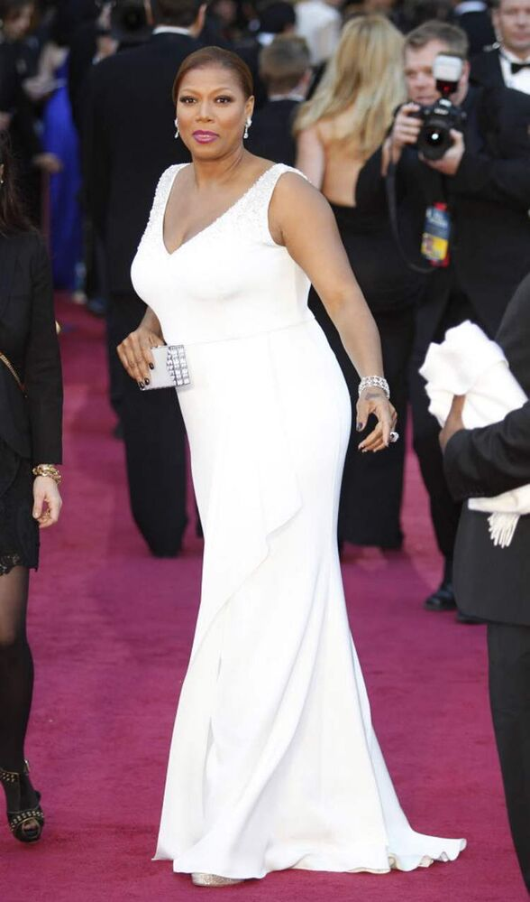 Queen Latifah (Allen J. Schaben/ Tribune Media MCT)