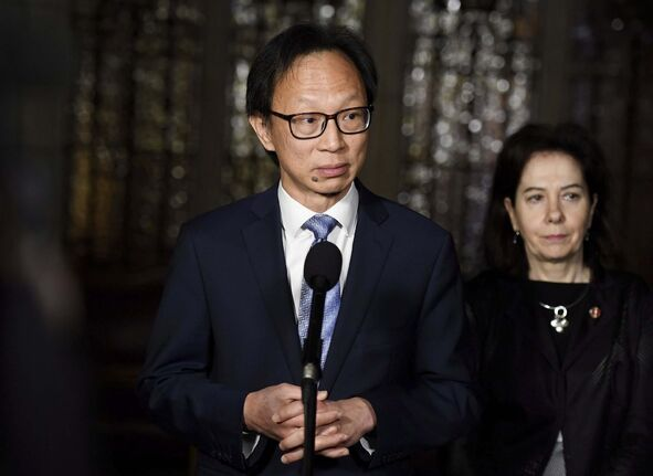 Yuen Pau Woo is the head of the Independent Senators Group, which is organizing the road trip looking at proposed changes to Bill C-69. (Justin Tang / The Canadian Press files)