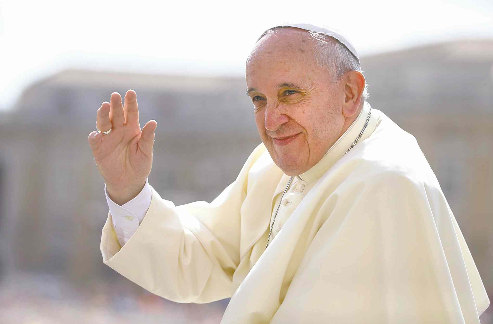 Unlike his predecessors, Pope Francis may be more open to discussions regarding the role of celibacy in the church.