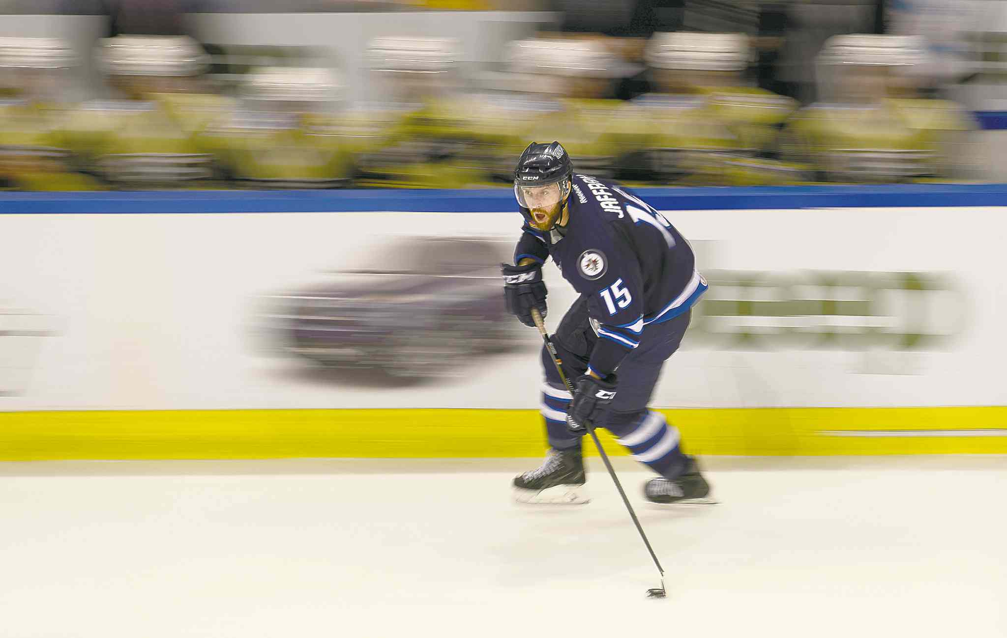 The last month or so has been a blur for IceCaps captain Jason Jaffray, whose team has sped through the AHL playoffs into the Calder Cup final.
