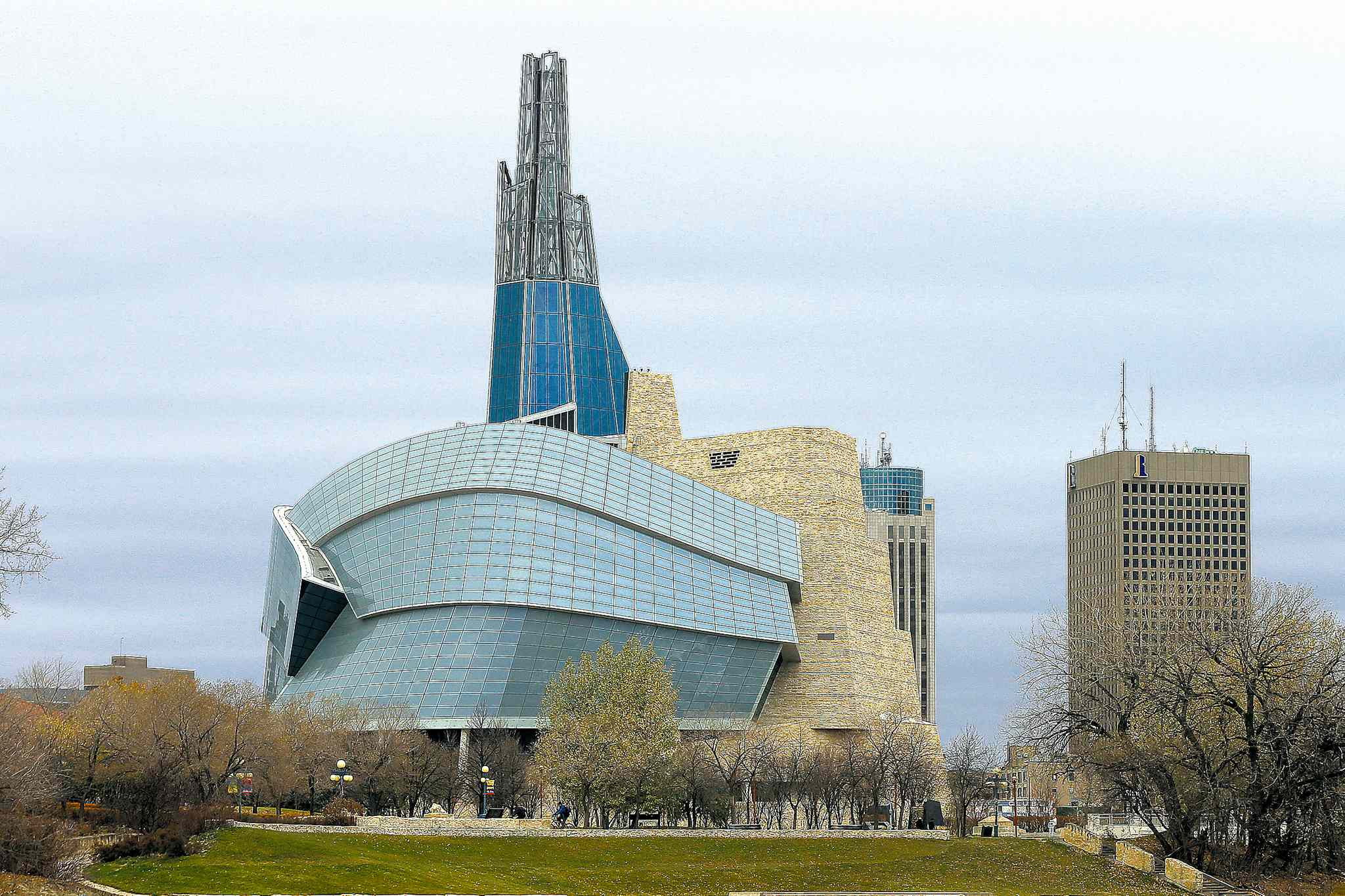 KEN GIGLIOTTI / WINNIPEG FREE PRESS filesThe Canadian Museum for Human Rights