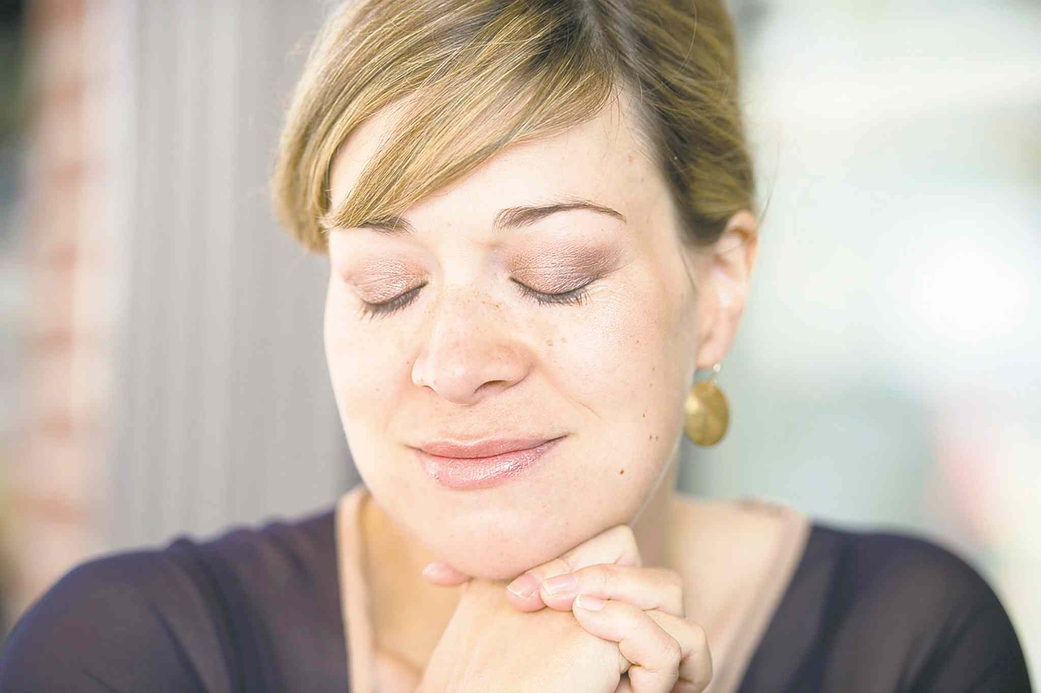 Frank Gunn / The Canadian Press files Juno-nominated singer/songwriter Jill Barber releases her new album Tuesday.