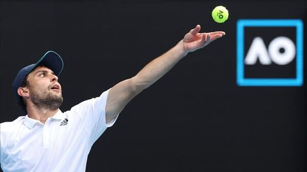 <p>Australian Open semifinalist Brady thinks quarantine helped thumbnail