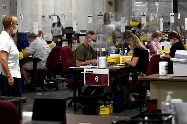 Counting mail ballots, office vacancy in a post-COVID world: In The News for Sept. 23