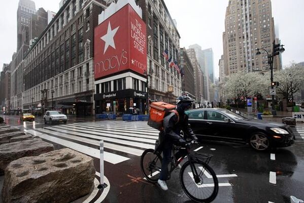 Macy's to furlough majority of its 125,000 workers