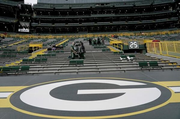 85-year-old fan's streak of Packers playoff games will go on