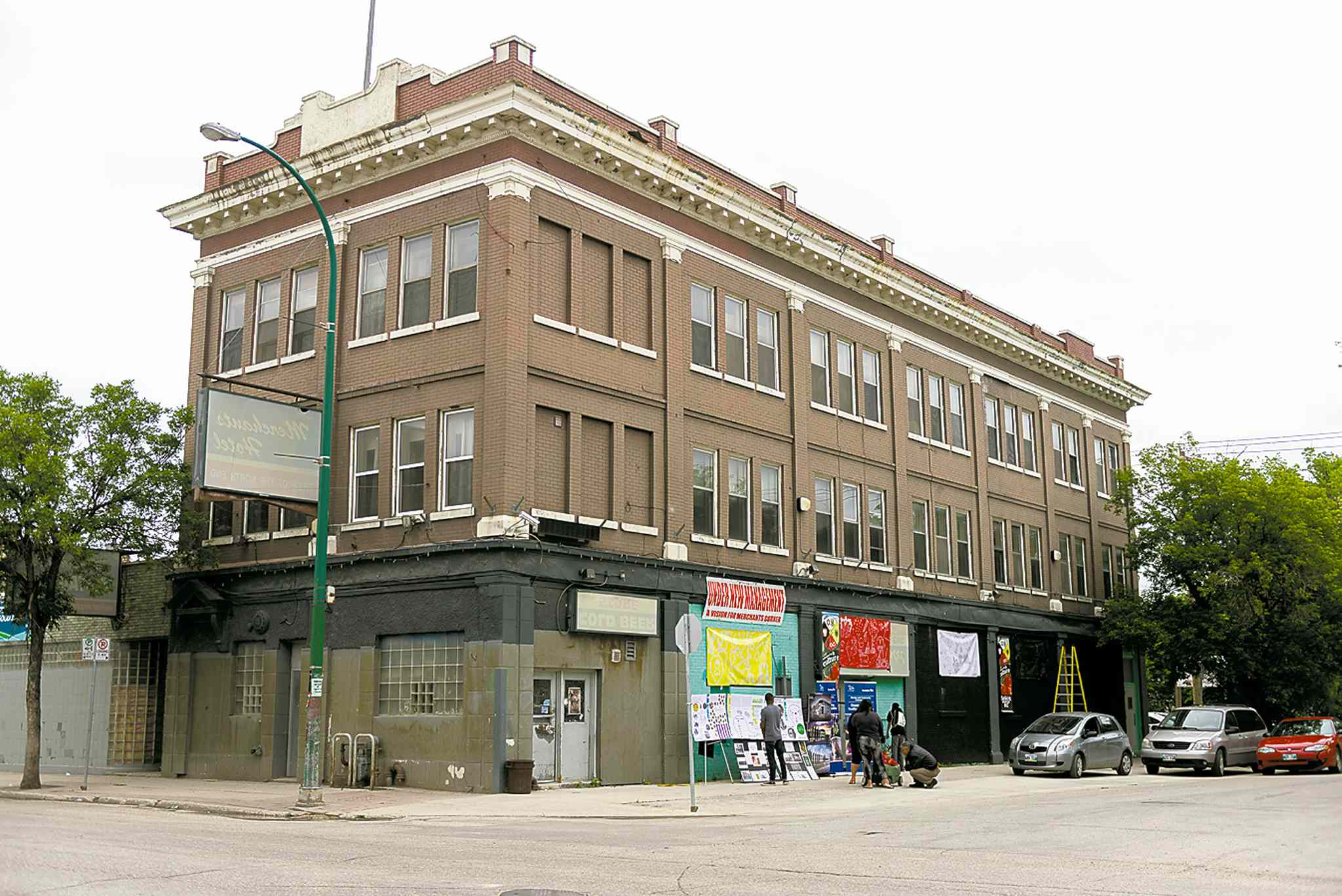 Sarah Taylor / Winnipeg Free Press files