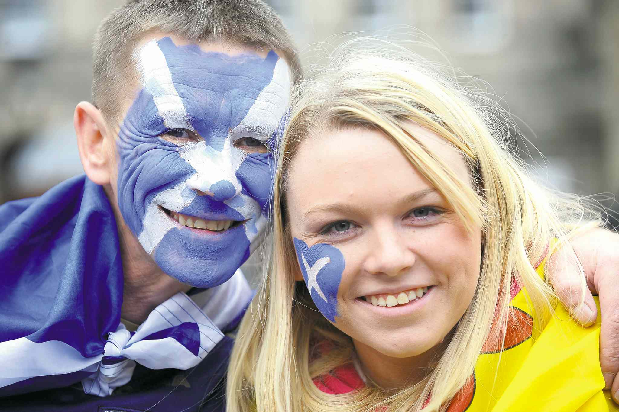 Young Scots have been active in the upcoming referendum on independence. People aged 16 and 17 can cast a ballot in September, and surveys show young people may be following the debate more than adults.
