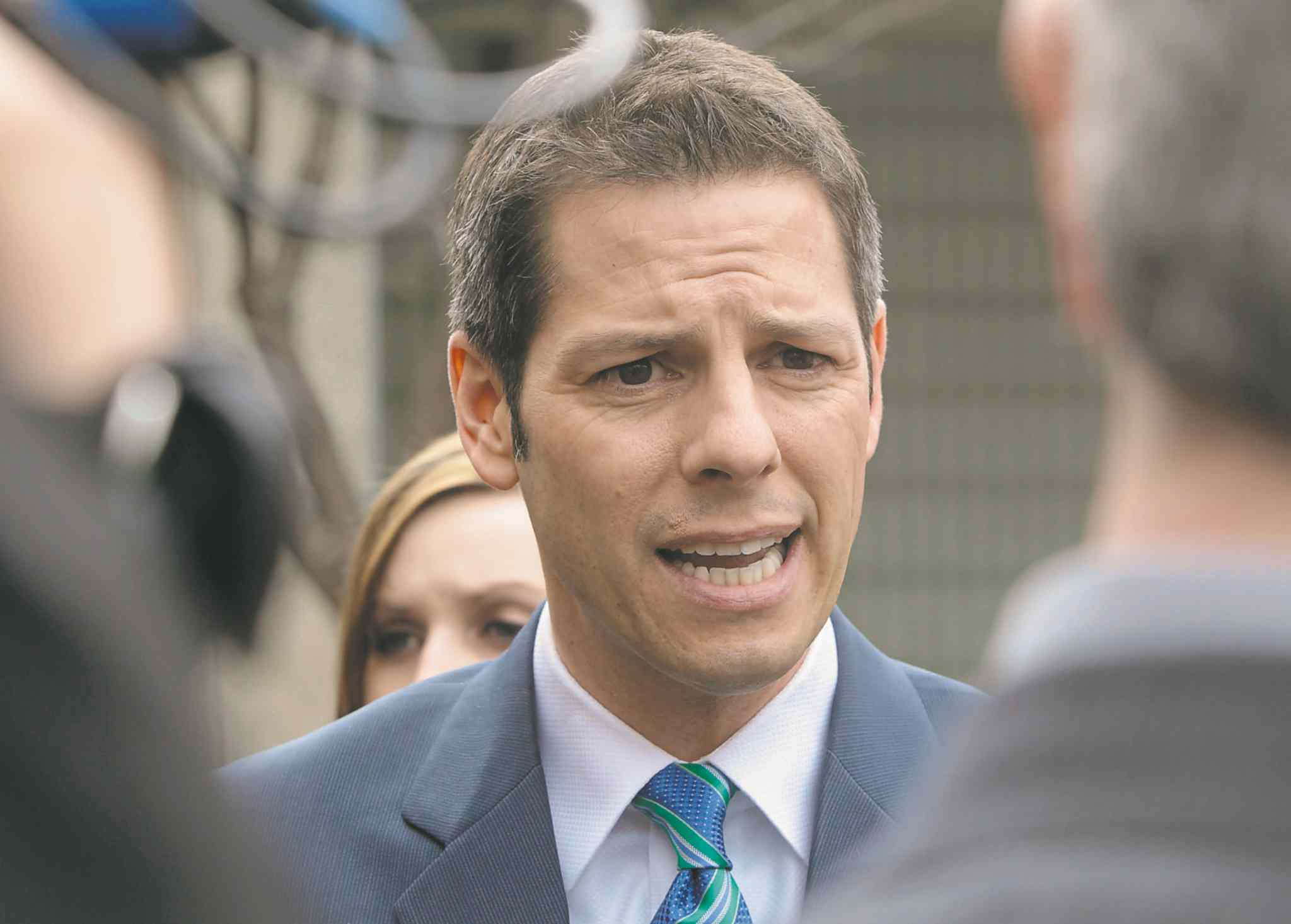Brian Bowman says he won't take cash from police,  fire or paramedics to pay for his promise.
