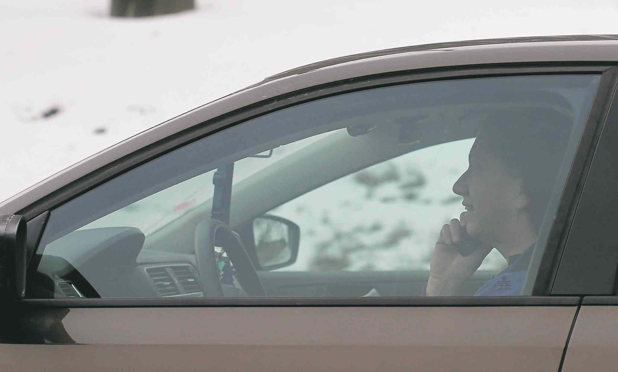 A CAA Manitoba survey found 99 per cent of respondents see people on their phones while driving.