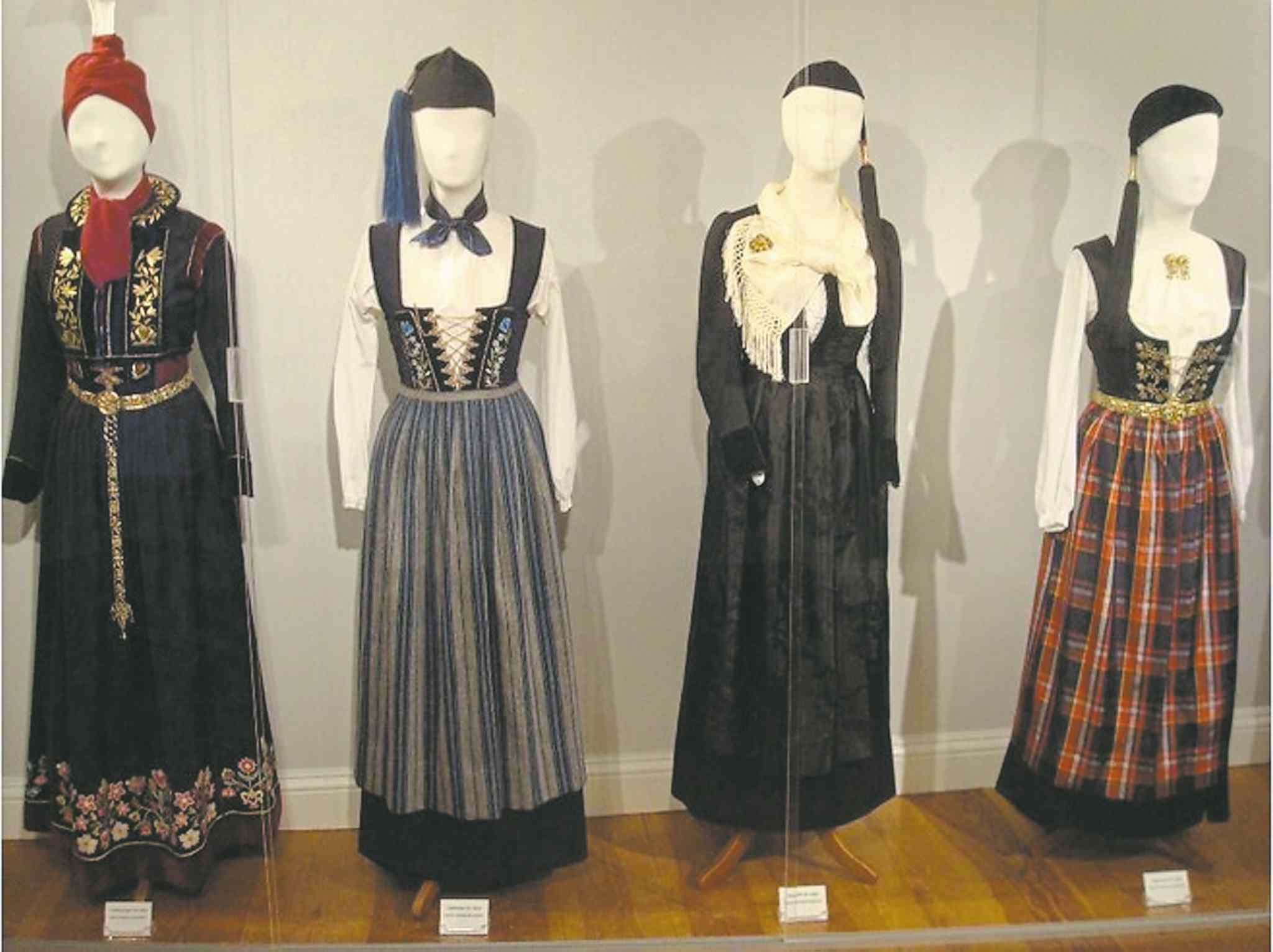 Traditional garments will be modelled with contemporary designs at the Icelandic Festival fashion show in Gimli.