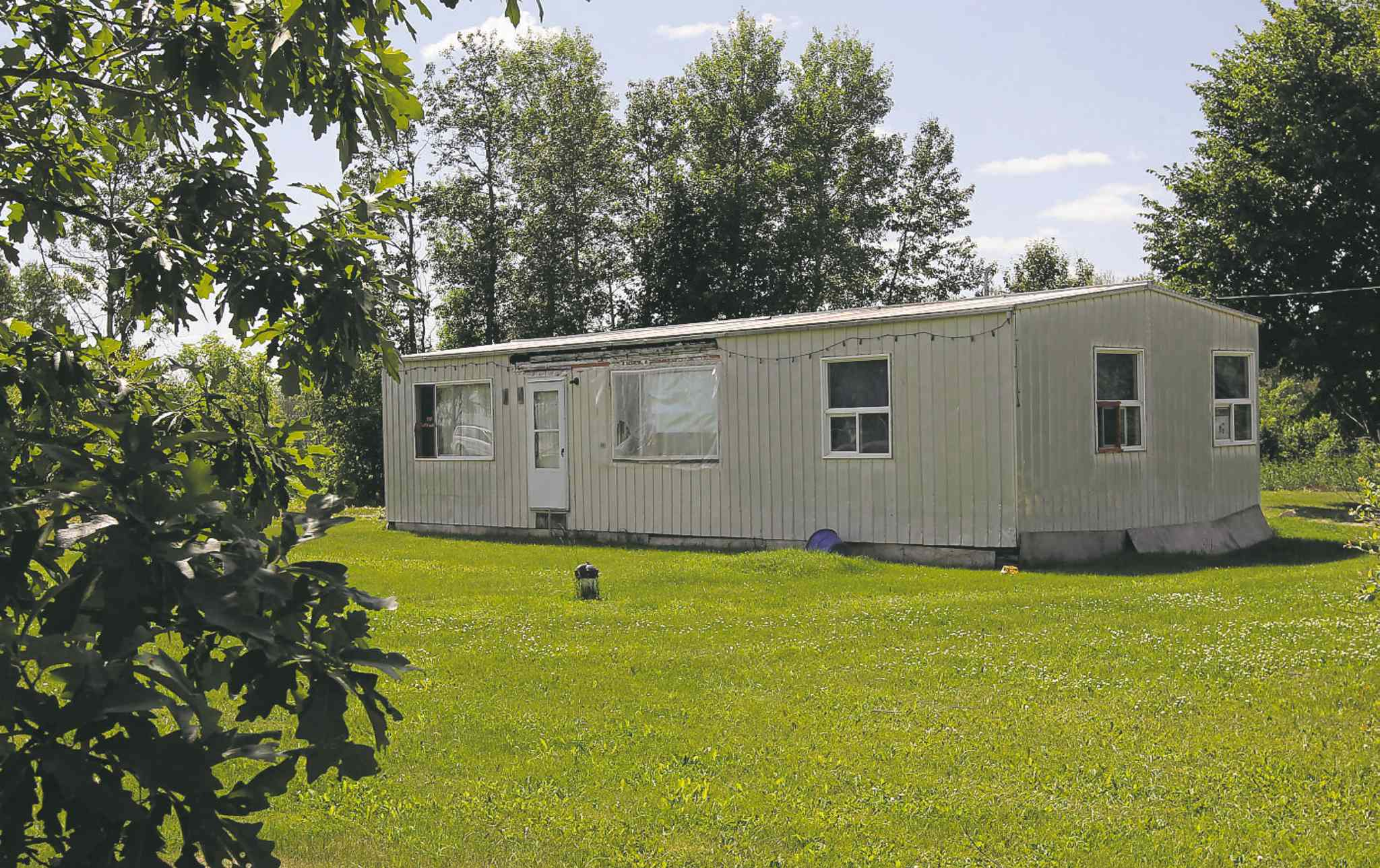 Joe Bryksa / Winnipeg Free Press filesKierra�s home on Peguis First Nation. The 21-month-old died July 17. RCMP have ruled the case a homicide.