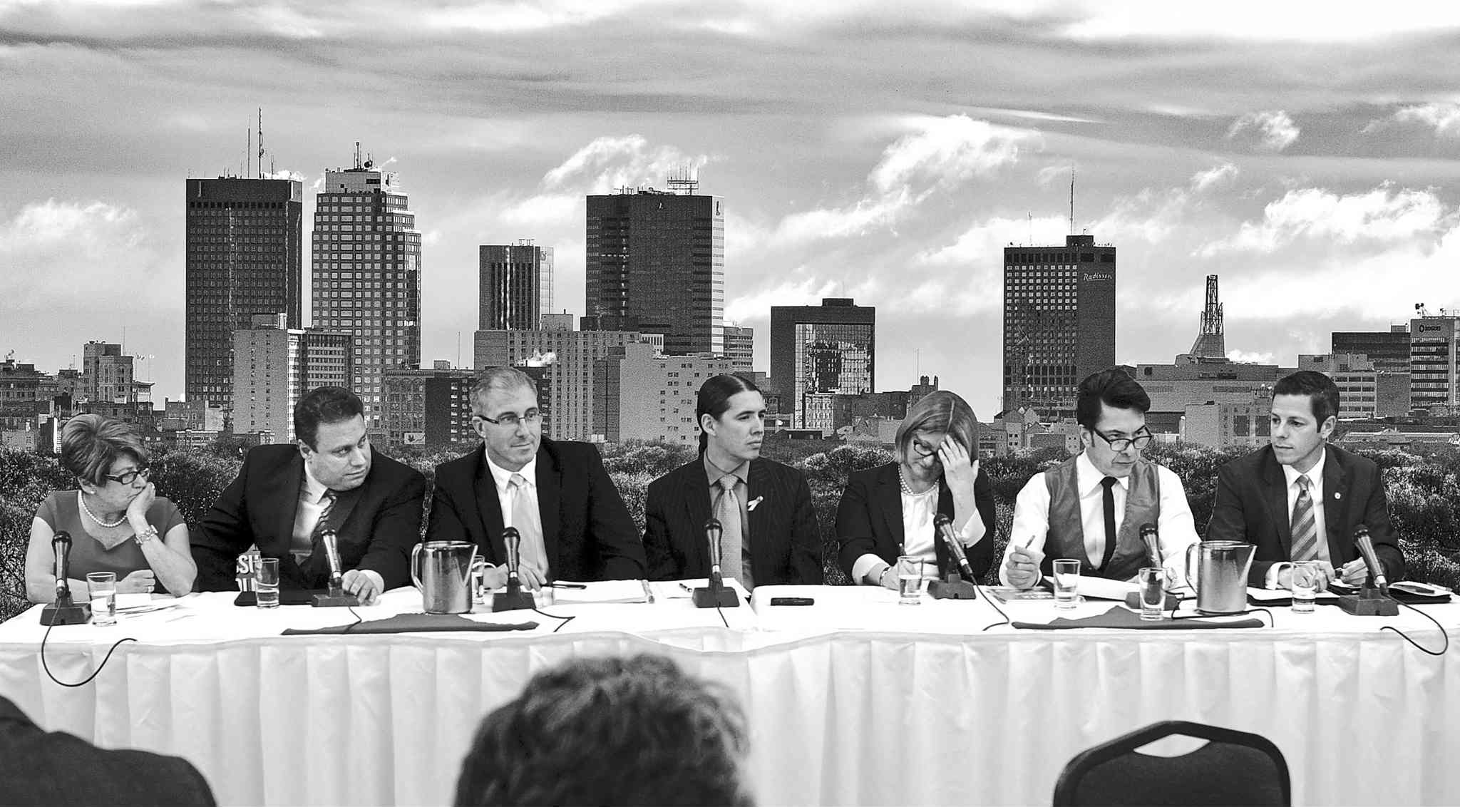 Winnipeg Free Press photo illustration