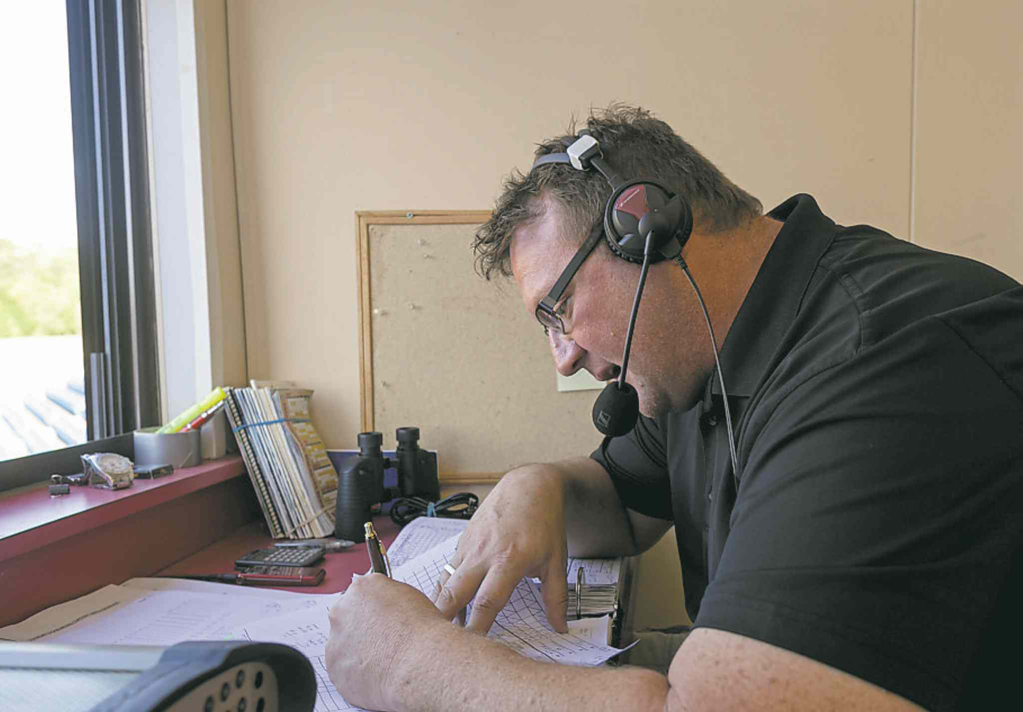 Paul Edmonds spent 19 years as the voice of the Goldeyes before moving to TSN's morning show.