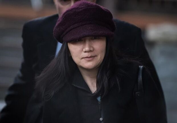 Huawei chief financial officer Meng Wanzhou's detention seems to have led to canola dispute. (Darryl Dyck / The Canadian Press files)