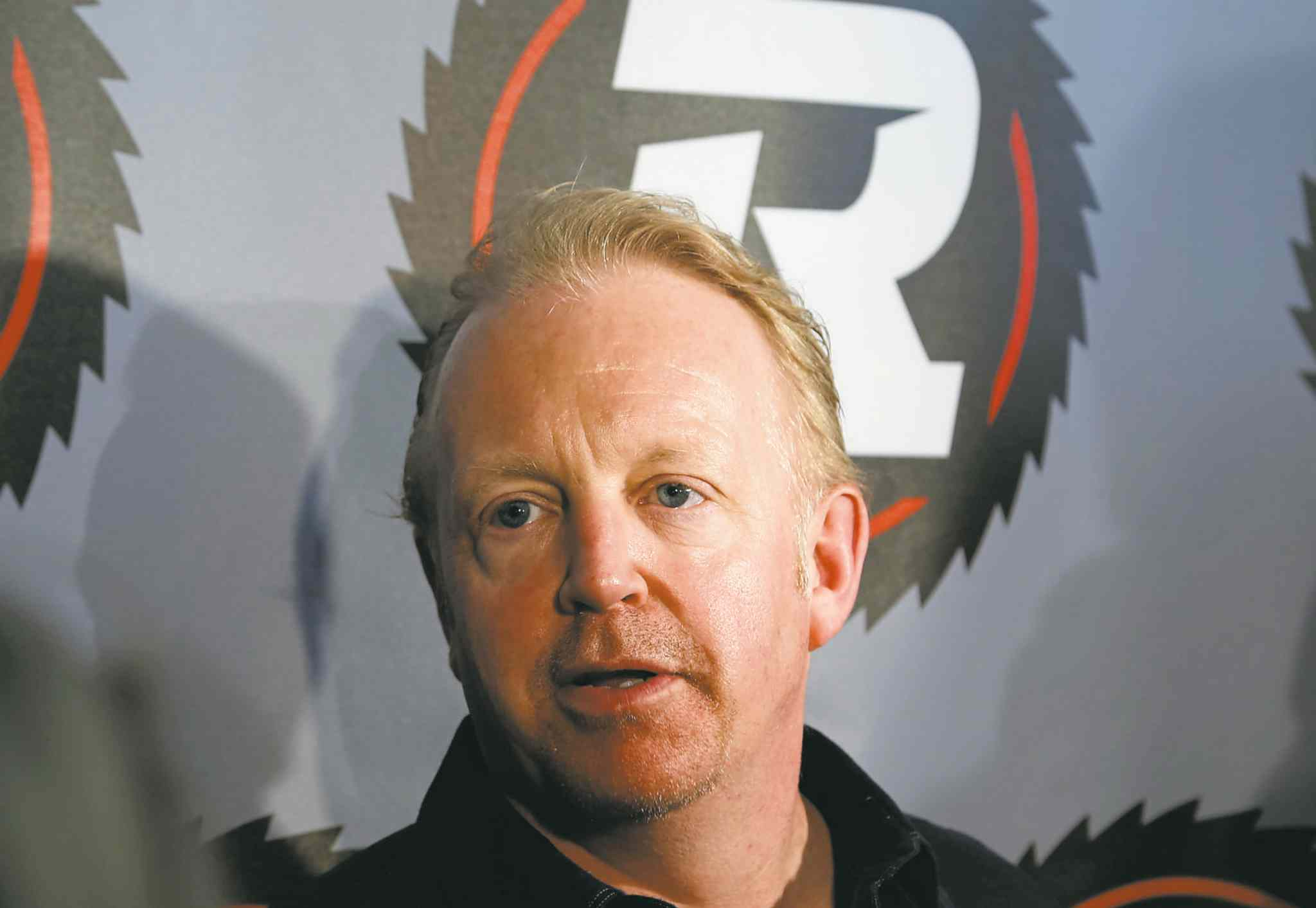 Redblacks owner and president Jeff Hunt says he always believed the city would support his team.