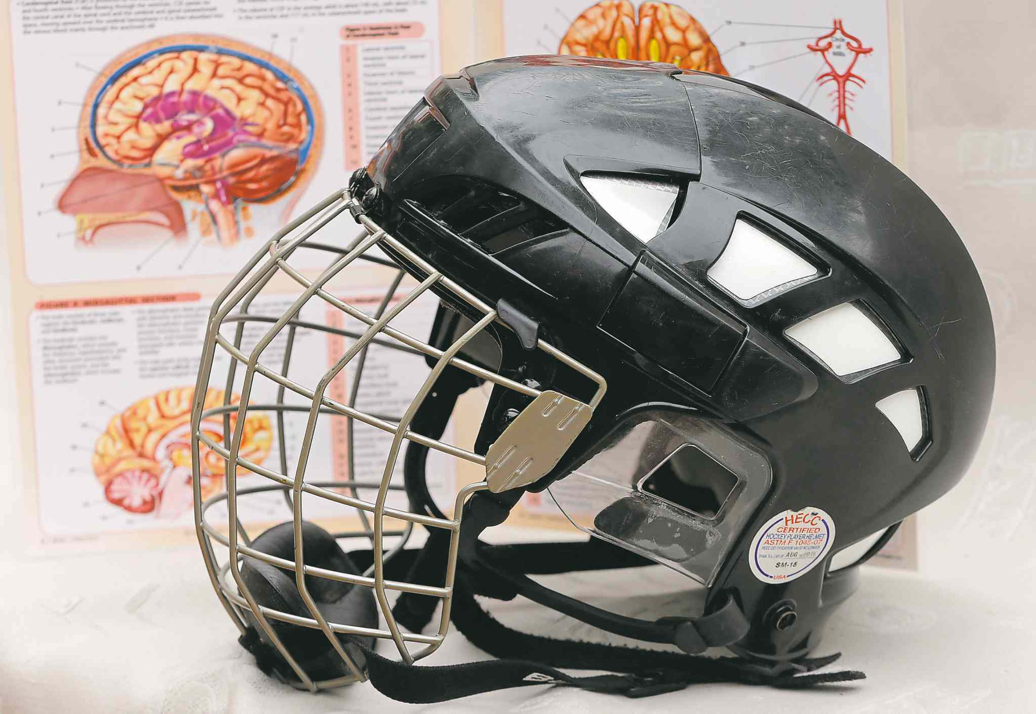 The Pan Am Concussion Program, led by Dr. Michael Ellis, has opened a clinic that solely focuses on treating and researching youth head injuries.