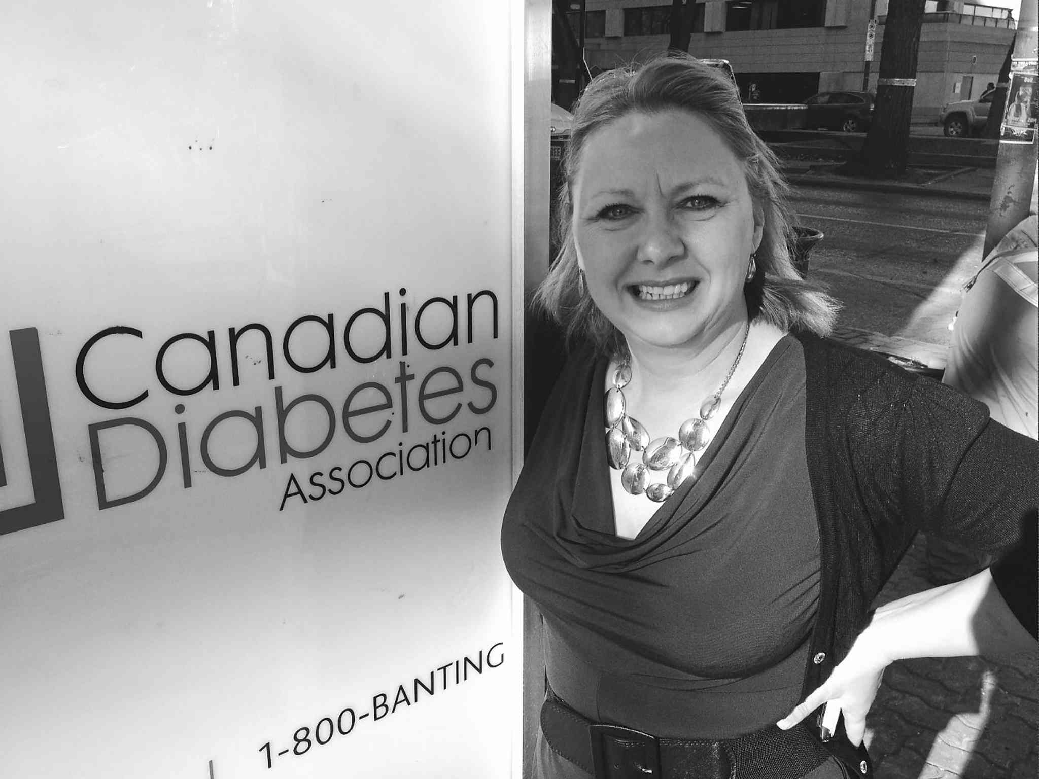 Andrea Kwasnicki hopes hundreds of people head to Saturday's public forum on diabetes.