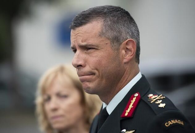 On Oct. 12, Maj.-Gen. Dany Fortin lost a court bid to be reinstated as head of Canada's COVID-19 vaccine rollout.