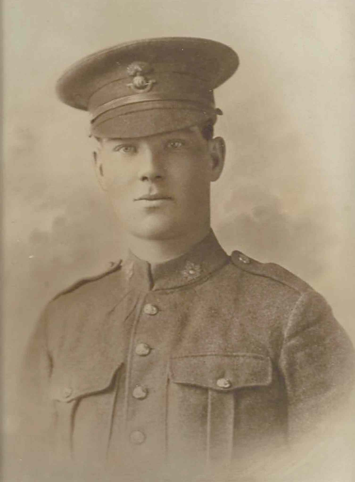Pte. William Simms